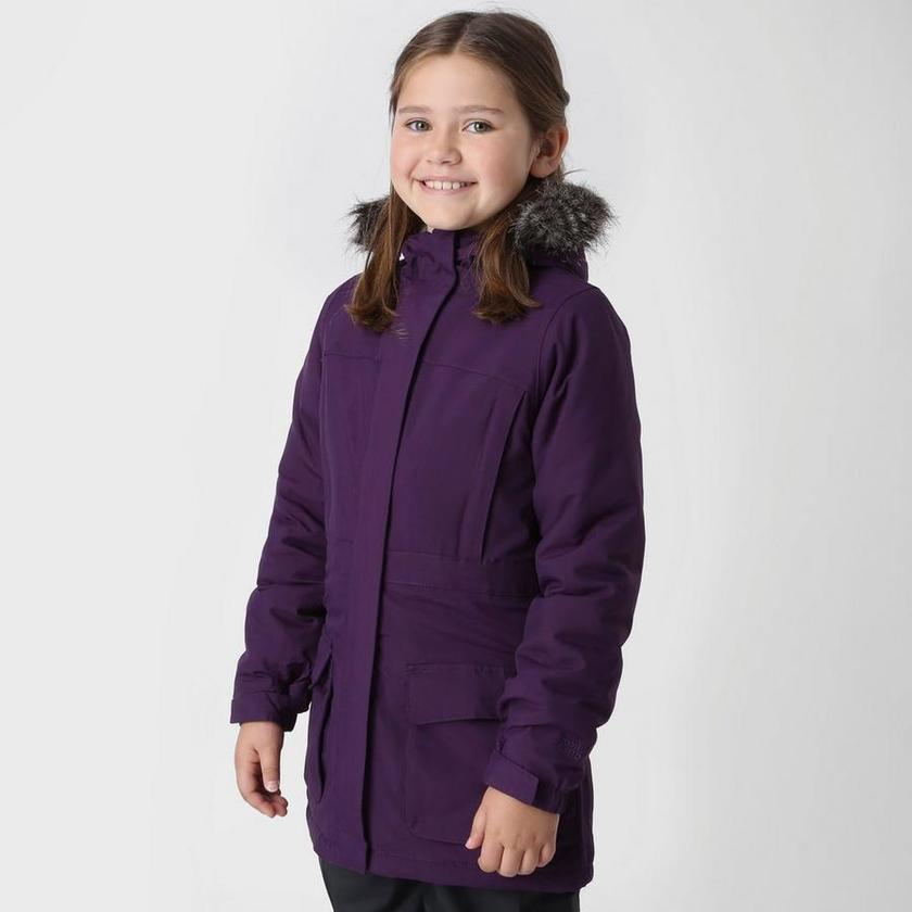 girls winter outerwear parka clothing