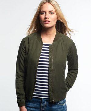 Bomber Jackets Women's Winter Outerwear