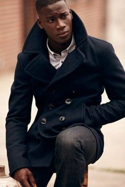 The Pea Coat