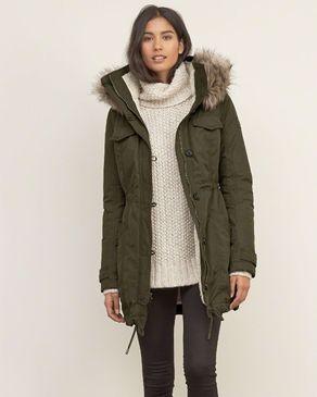 Women's Winter Outerwear
