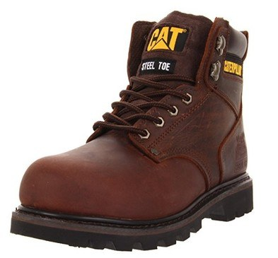 caterpillar work  boots