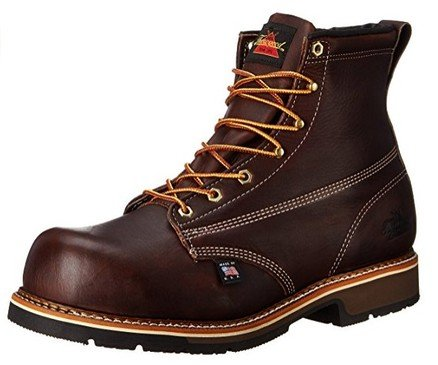 steel toe boots for flat feet