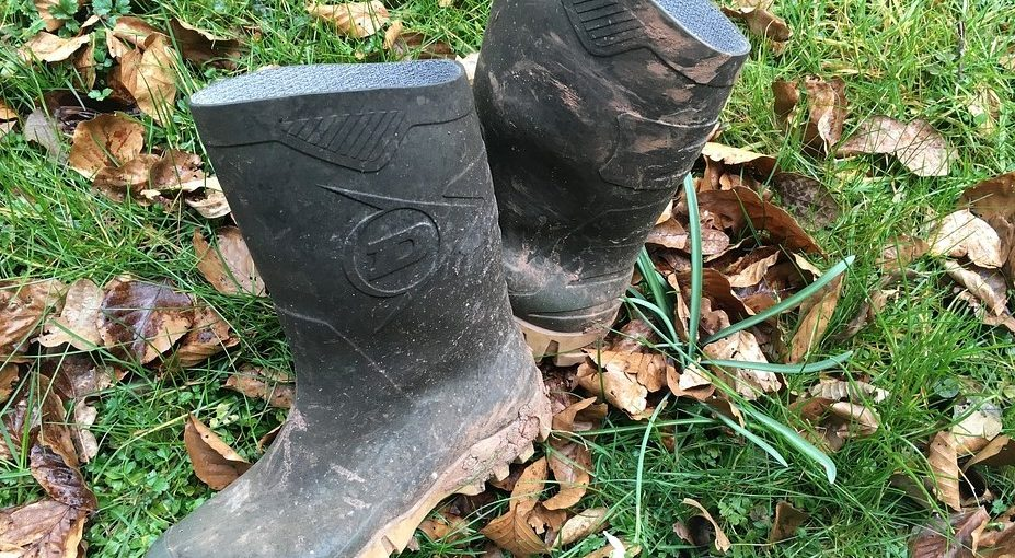 rubber boots for farmers