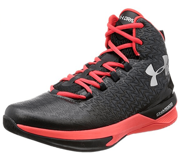Under Armour Men's UA ClutchFit Drive 3 Basketball Shoes