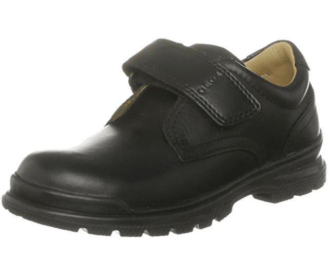 Geox William 1 Uniform Velcro Shoe